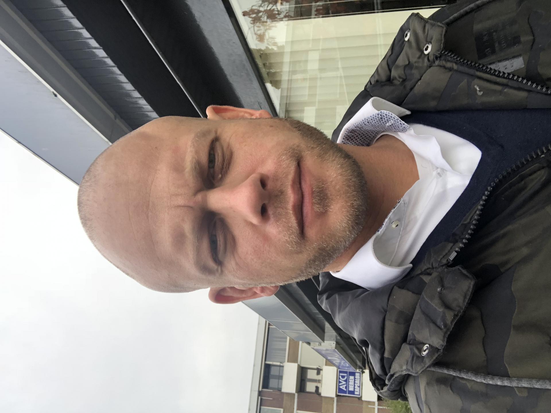 Jeffrey uit Vlaams-Brabant,Belgie